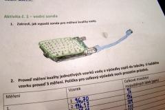 měření kvality vody