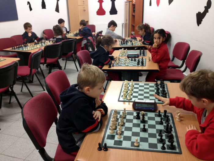Chess play talent development in Turkish primary school