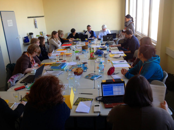 Project meeting on strategies for teachers of talented children (project: STRATEACH)