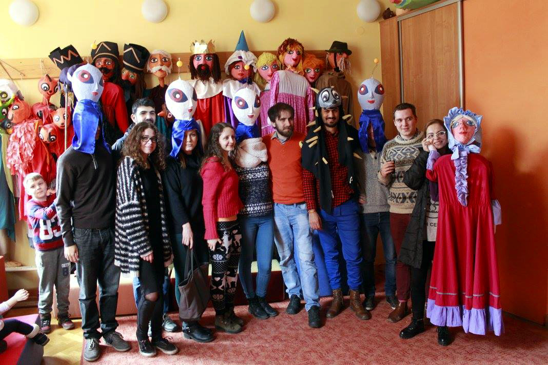 Participants of the training course (project: I am a coordinator)